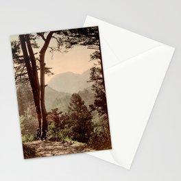 A view of Futagoyama Japan Stationery Cards