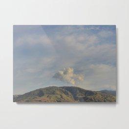 125 | california Metal Print