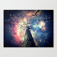 Canvas Prints featuring Hope Starts With Perception by 2sweet4words Designs