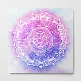 Dream Mandala Metal Print