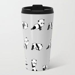 Yoga Bear - Panda Travel Mug