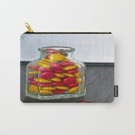 Medicine Bottle of Candy Carry-All Pouch