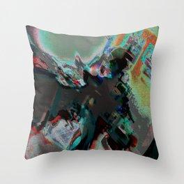 Maenad Throw Pillow