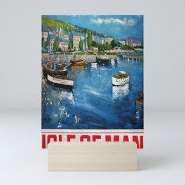 decor Isle of Man Mini Art Print