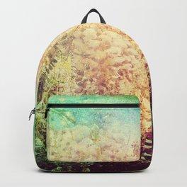 Vintage Wisteria Backpack