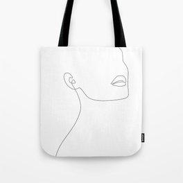 Simple Minimalist Tote Bag