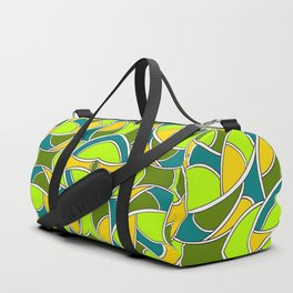 Green With Envy Duffle Bag