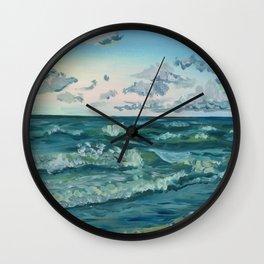 Pinery #1 Wall Clock