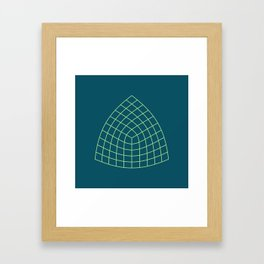 Intimidation Framed Art Print