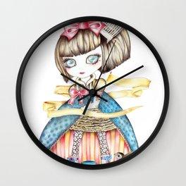Carnivale Blythe Wall Clock