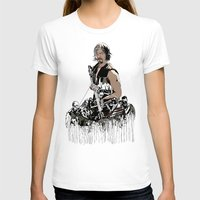 daryl T-shirts featuring Daryl Dixon by Huebucket