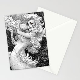Siren song Stationery Cards