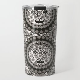 Sun And Moon Travel Mug