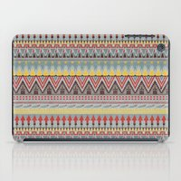 whisky iPad Cases featuring WHISKY AZTEC  by Kiley Victoria
