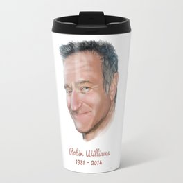 Robin Williams Travel Mug