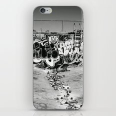 downfall iPhone Skin