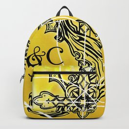 Gothic Cross: Divine Backpack