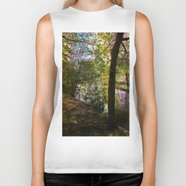"""Escape Into The Woods"" Biker Tank"
