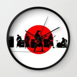 Japanese Band Wall Clock