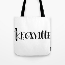 Knoxville, TN Tote Bag