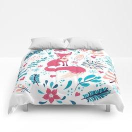 Foxy Comforters