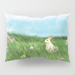 Easter Prairie 1a Pillow Sham