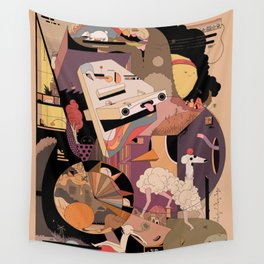 The IDONTKNOW Wall Tapestry