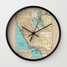 Local Motion Wall Clock
