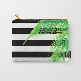 Simply Tropical Stripes Carry-All Pouch