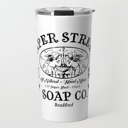 Paper Street Soap Company Travel Mug