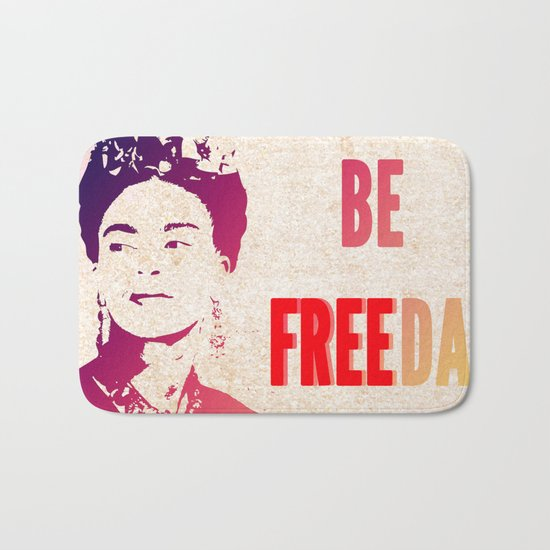 Be FREEda Bath Mat