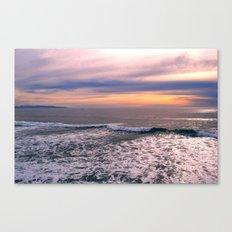 moody sky Canvas Print