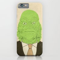 Young Professional from the Black Lagoon iPhone 6s Slim Case