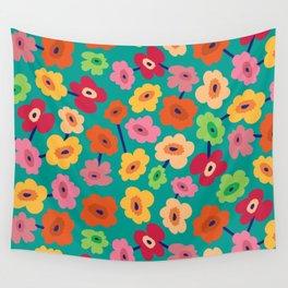 BP 13 Flowers Wall Tapestry