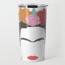 Kahlo Travel Mug