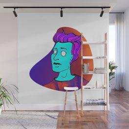 NO EYES NO SOUL #3 Wall Mural