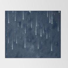 Wishing Stars Throw Blanket