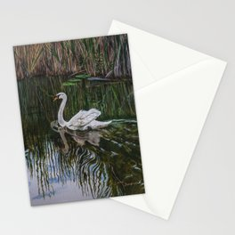 Coasting Along by Teresa Thompson Stationery Cards