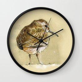 Piepmatz Wall Clock