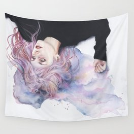 miss violence Wall Tapestry