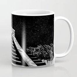 Chichen Itza pyramid Coffee Mug