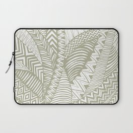 African lines Laptop Sleeve