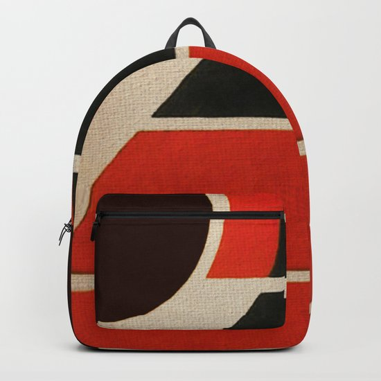 Lucha Libre Mask 2 Backpack