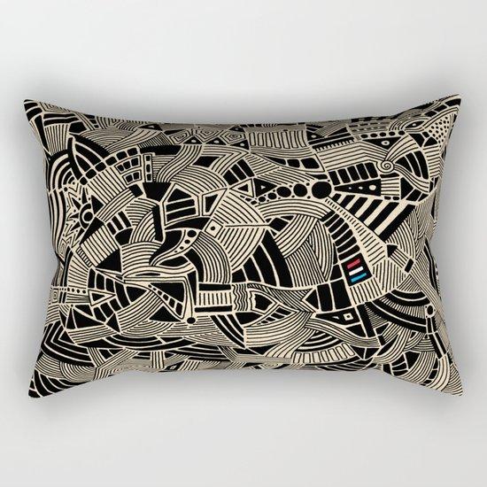- flore - Rectangular Pillow