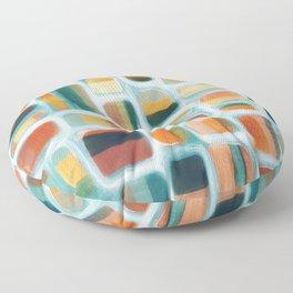Color apothecary Floor Pillow