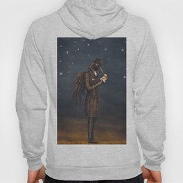 Even miracles take a little time. Hoody