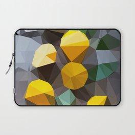 lemonade abstract geometrical art Laptop Sleeve
