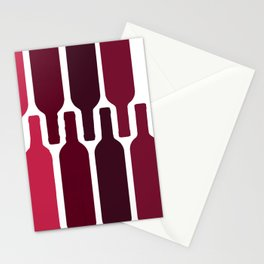wine all hours Stationery Cards