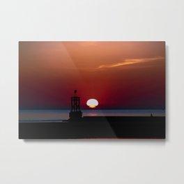 Another Sunset. Metal Print