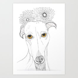 Do you have room for me? Art Print